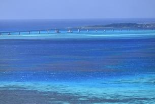 宮古島の海の写真素材 [FYI04803286]