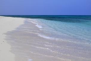宮古島の海の写真素材 [FYI04803289]