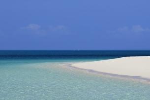 宮古島の海の写真素材 [FYI04803290]