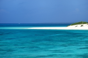 宮古島の海の写真素材 [FYI04803292]