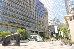 東京ミッドタウンの写真素材 [FYI04803414]