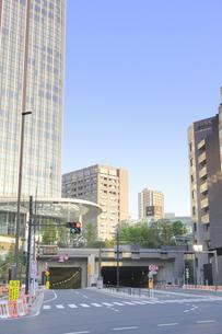 環状2号 築地虎ノ門トンネルの写真素材 [FYI04803475]