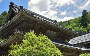 永平寺・仏殿の写真素材 [FYI04803548]