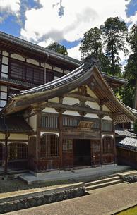永平寺・大庫院の写真素材 [FYI04803563]