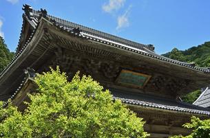 永平寺・仏殿の写真素材 [FYI04803571]