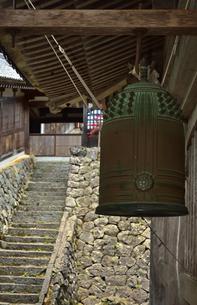 永平寺・境内の釣鐘の写真素材 [FYI04803574]