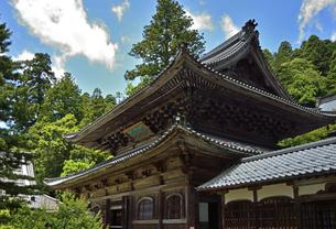 永平寺・仏殿の写真素材 [FYI04803576]