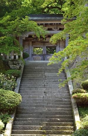 永平寺・松平家廟所の写真素材 [FYI04803577]