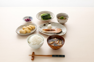 和食の写真素材 [FYI04803619]