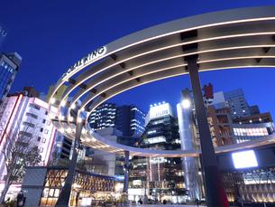 池袋西口公園野外劇場 東京都の写真素材 [FYI04804148]