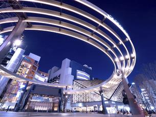 池袋西口公園野外劇場 東京都の写真素材 [FYI04804151]