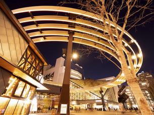 池袋西口公園野外劇場 東京都の写真素材 [FYI04804153]