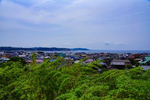 長谷寺からの眺めの写真素材 [FYI04804758]