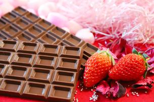 チョコレートの写真素材 [FYI04804935]
