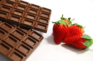 チョコレートの写真素材 [FYI04804936]