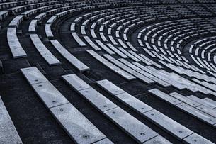 【イベント】無観客の静かな座席 ライブ コンサートの写真素材 [FYI04806046]