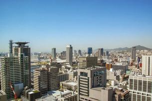 神戸・臨海部の街並みの写真素材 [FYI04806313]