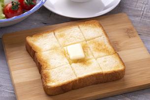 バタートーストの写真素材 [FYI04806556]