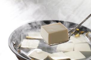 湯豆腐の写真素材 [FYI04806676]