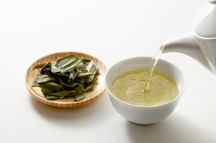 クマササ茶の写真素材 [FYI04806781]