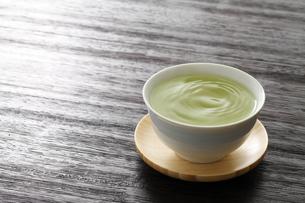 緑茶の写真素材 [FYI04806790]