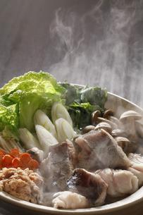 タラ鍋 鍋料理 鱈鍋の写真素材 [FYI04806791]
