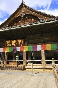 長谷寺 奈良県の写真素材 [FYI04807654]