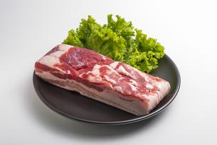 豚バラ肉の写真素材 [FYI04807896]