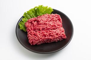 挽肉の写真素材 [FYI04807899]