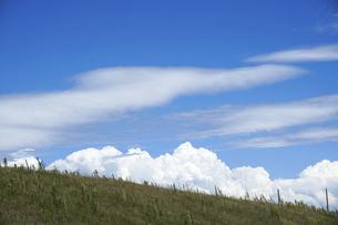 入道雲の写真素材 [FYI04808630]