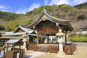 神戸 北野天満神社の写真素材 [FYI04809571]