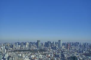 東京の街並みの写真素材 [FYI04810016]