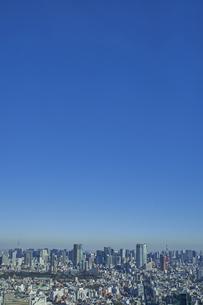 東京の街並みの写真素材 [FYI04810018]