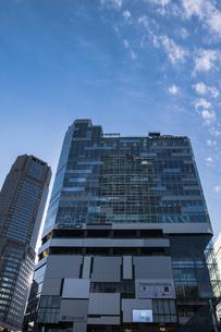 渋谷駅西口と渋谷フクラスの写真素材 [FYI04810366]