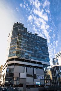 渋谷駅西口と渋谷フクラスの写真素材 [FYI04810404]