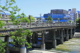 三条大橋の写真素材 [FYI04810775]