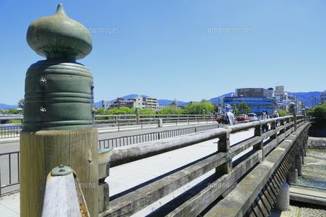 三条大橋の写真素材 [FYI04810776]