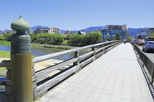 三条大橋の写真素材 [FYI04810816]