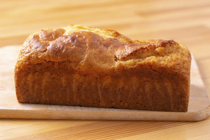 甘酒のパウンドケーキの写真素材 [FYI04811096]