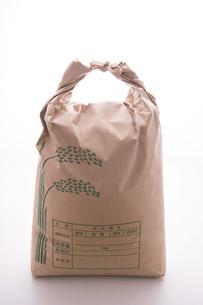 米袋の米の写真素材 [FYI04811137]