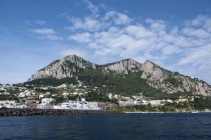 カプリ島風景の写真素材 [FYI04811821]