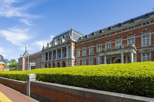 【東京都】法務省旧本館(赤れんが棟)の写真素材 [FYI04812552]