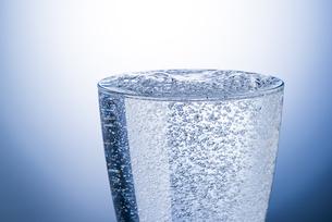 炭酸水の写真素材 [FYI04812587]