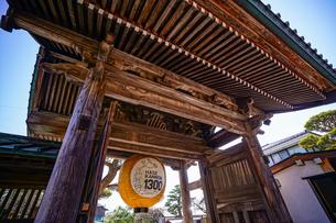 長谷寺山門の写真素材 [FYI04813613]