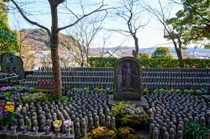 長谷寺地蔵堂の写真素材 [FYI04813673]