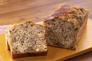紅茶パウンドケーキの写真素材 [FYI04813766]