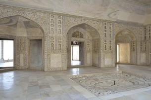 アグラ城 ムサンマン・ブルジュの写真素材 [FYI04813841]