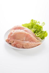 鶏胸肉の写真素材 [FYI04813942]