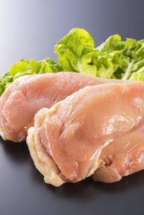 鶏胸肉の写真素材 [FYI04813947]