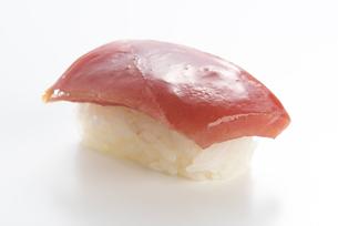 マグロの握り寿司の写真素材 [FYI04814043]